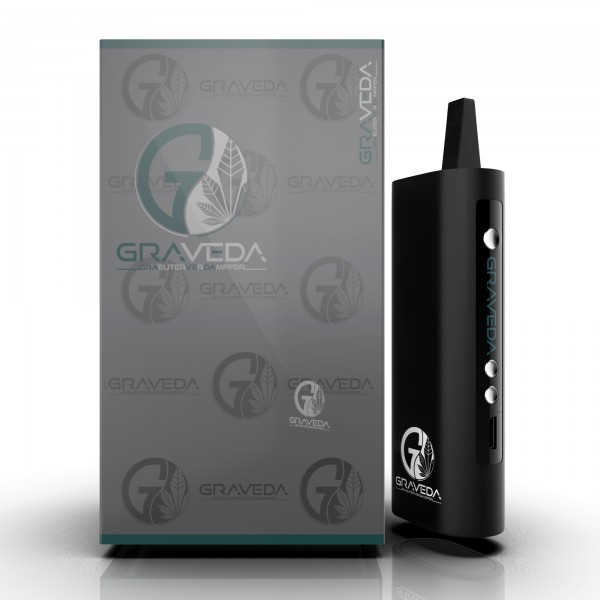 REFURBISHED: Graveda- Dry Herb Vaporizer