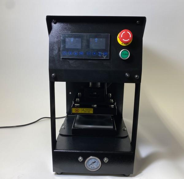 Graspresso 20 Tonnen - Rosin Presse mit elektrischen Hydraulik Zylinder, Kolophonium Presse